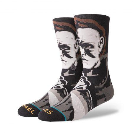 Stance x Legends Of Horror Michael Myers Socks - Black
