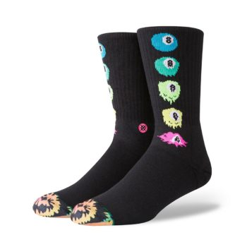Stance Melter Socks - Black