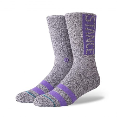 Stance OG Socks - Heather Grey