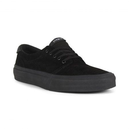 Straye Fairfax Shoes - Black / Black Suede