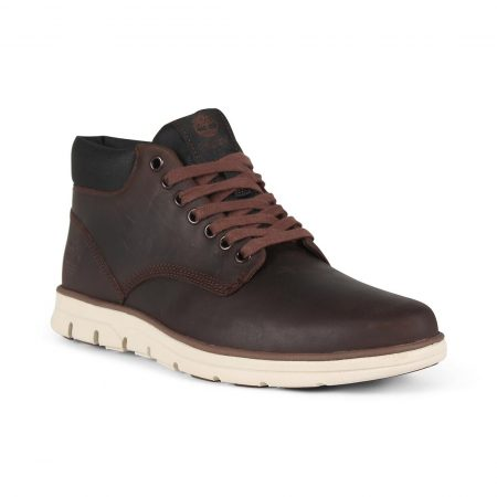 Timberland Bradstreet Chukka Sneaker Boot - Dark Brown Full Grain
