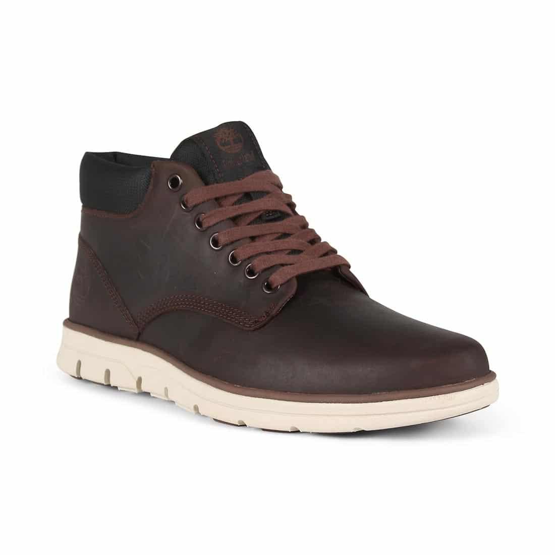 Bradstreet Grain Boot Dark Sneaker Brown Chukka Full Timberland XZukiP