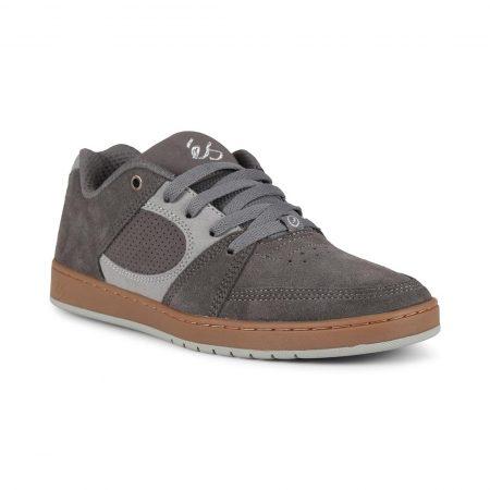 eS Accel Slim Shoes - Grey / Light Grey