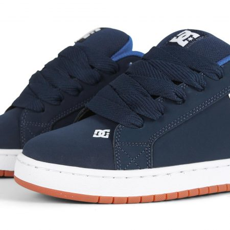 DC Shoes Court Graffik - Navy / Royal