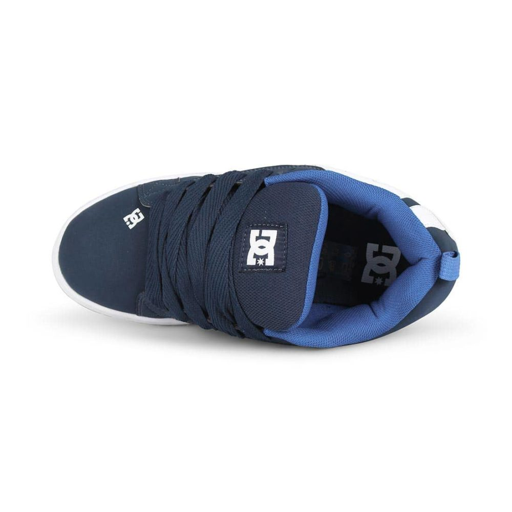 DC Shoes Court Graffik - Navy / Royal
