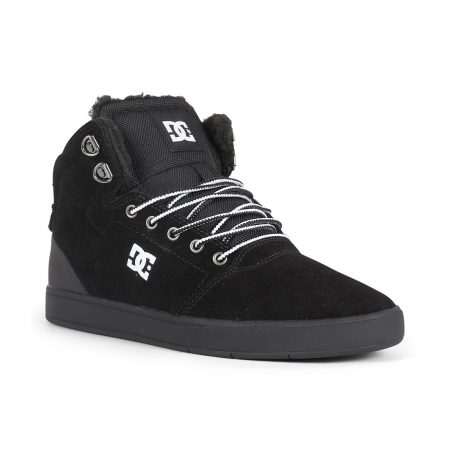 DC Shoes Crisis High WNT - Black / White / Black