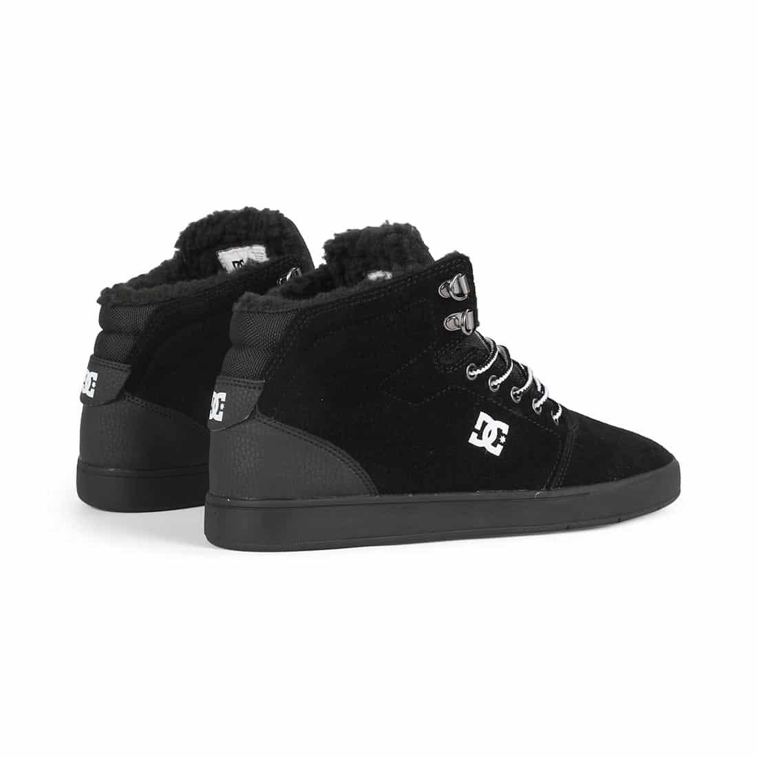 DC Shoes Crisis High WNT - Black / White / Black
