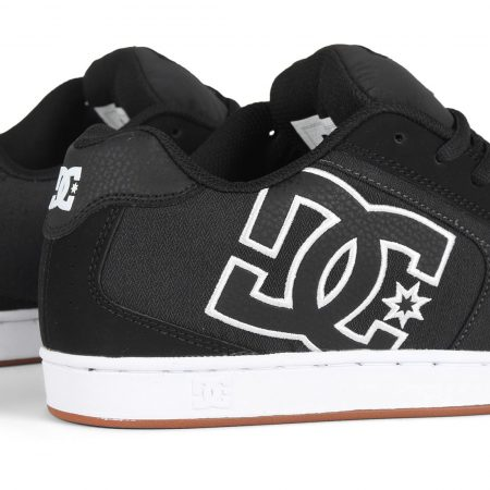 DC Shoes Net SE - Black / Herringbone