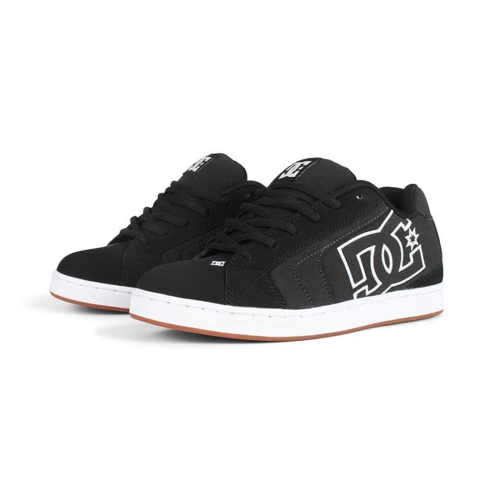 DC-Shoes-Net-SE-Black-Herringbone-5