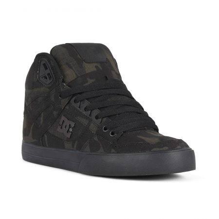 DC Shoes Pure High Top WC TX SE - Camo