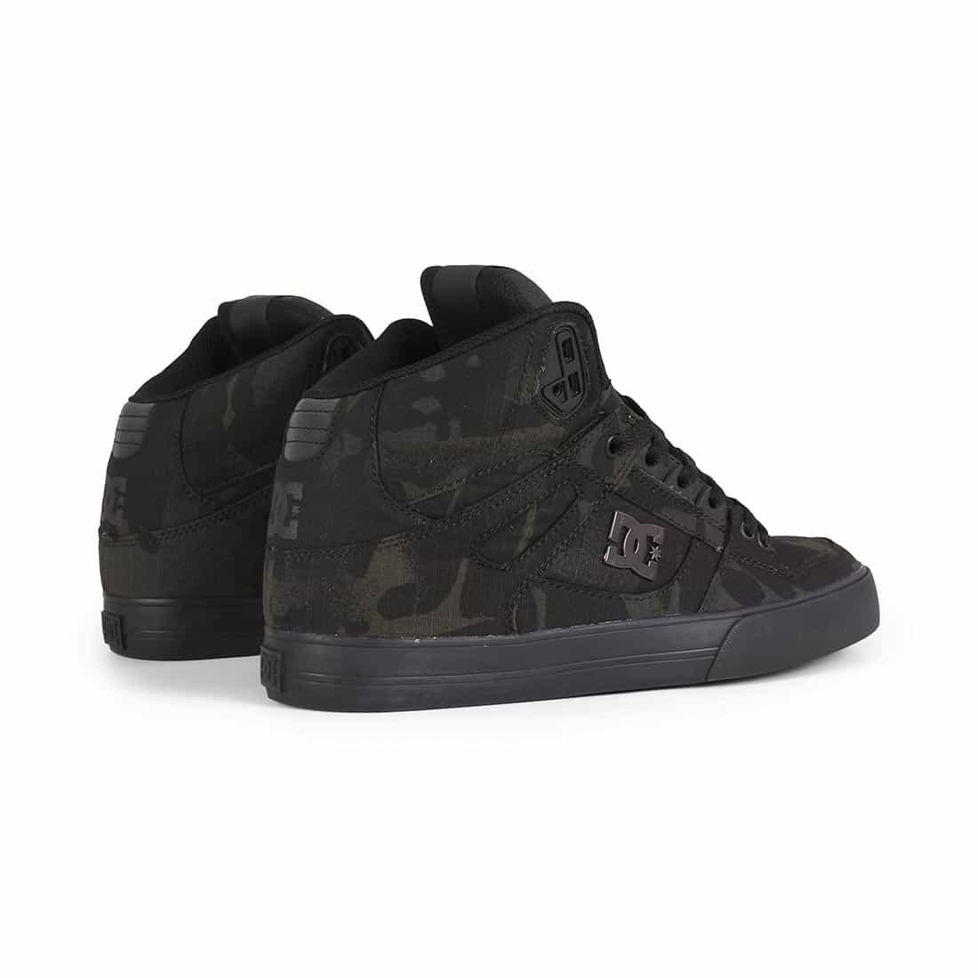 DC Shoes Pure High Top WC TX SE - Camo