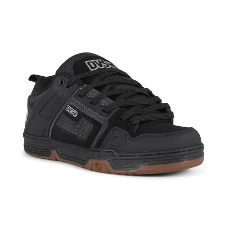 DVS Comanche Shoes - Black / White / Gum / Flash Pack
