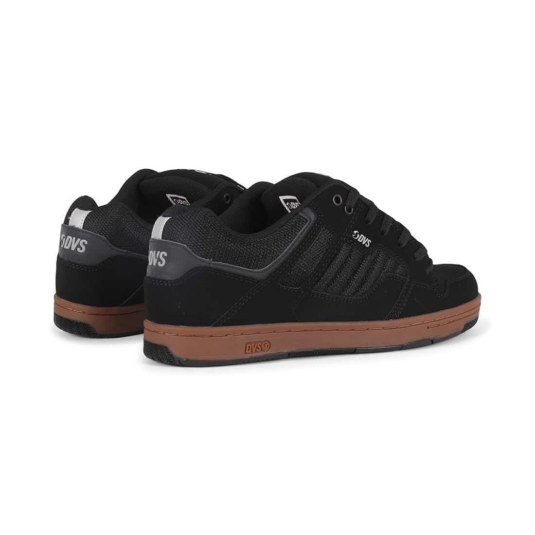 DVS Enduro 125 Shoes – Black / Gum / Flash Pack
