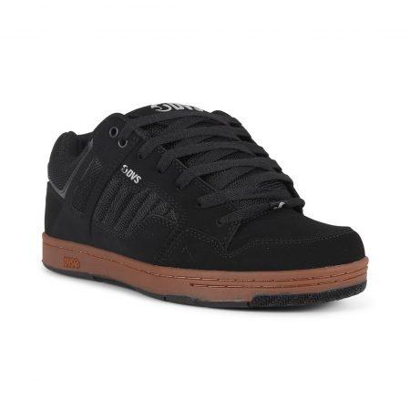 DVS Enduro 125 Shoes – Black / Gum / Flash Pack
