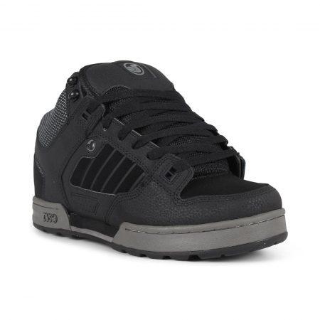DVS Militia Boot - Black / Gargoyle
