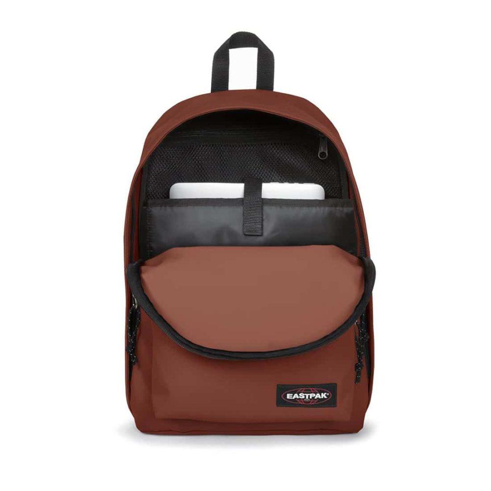 Eastpak-Out-Of-Office-27L-Backpack-Bizar-Brown-01
