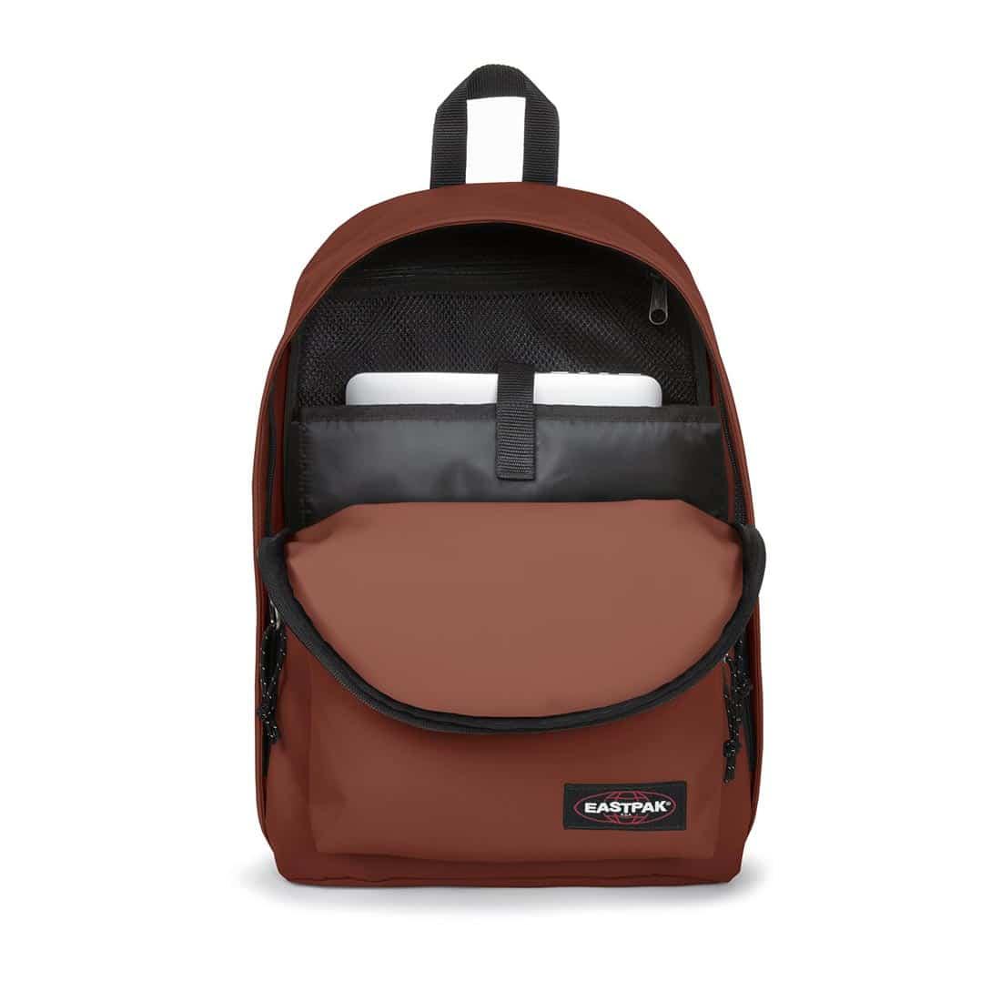 Eastpak Out Of Office 27L Backpack - Bizar Brown