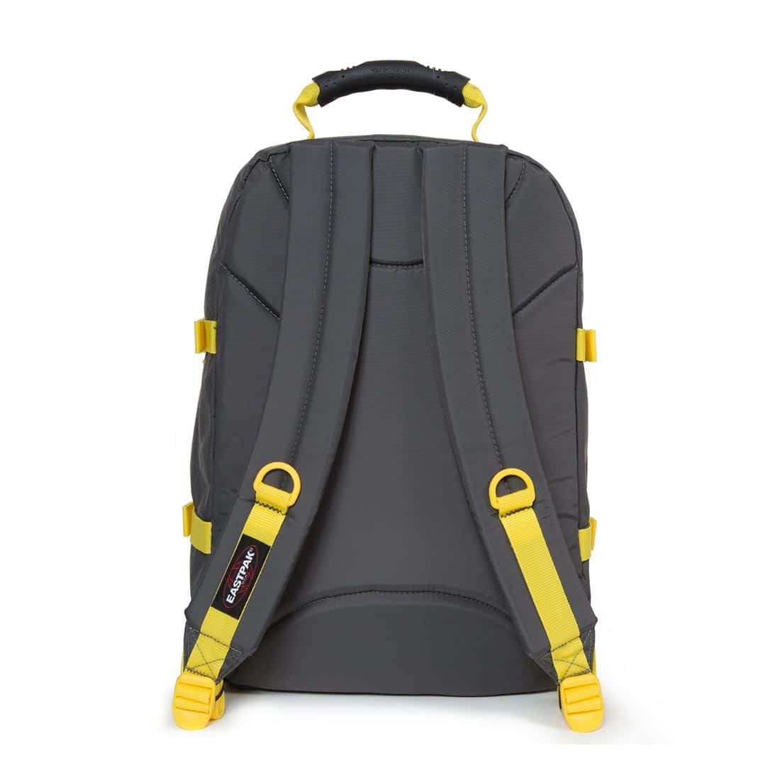Eastpak Provider 33L Backpack - Grey / Yellow