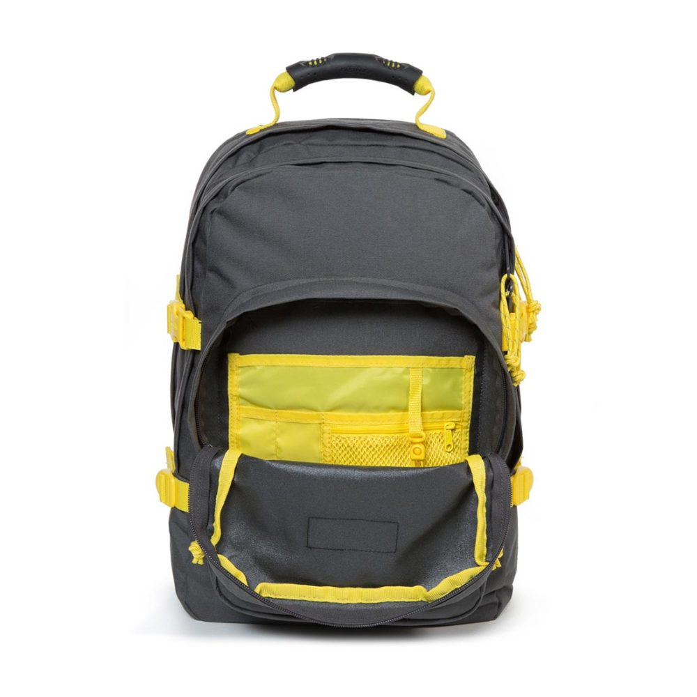 Eastpak-Provider-33L-Backpack-Grey-Yellow-05