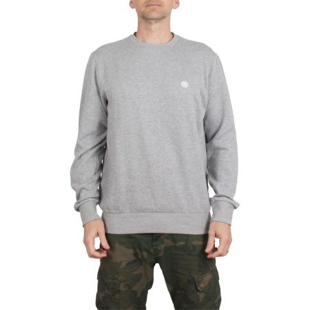 Element Cornell Classic Crew Sweater - Grey Heather