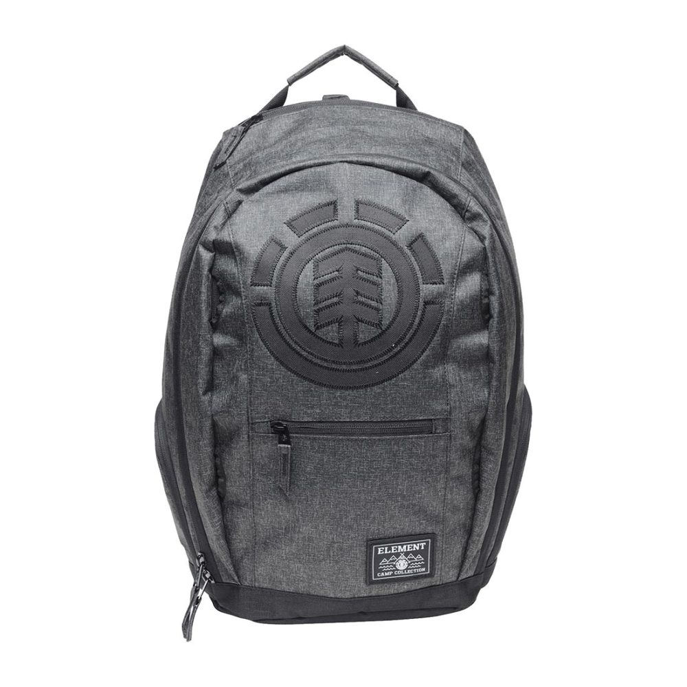 Element-Mohave-30L-Backpack-AW18-Black-Grid-Heather-02