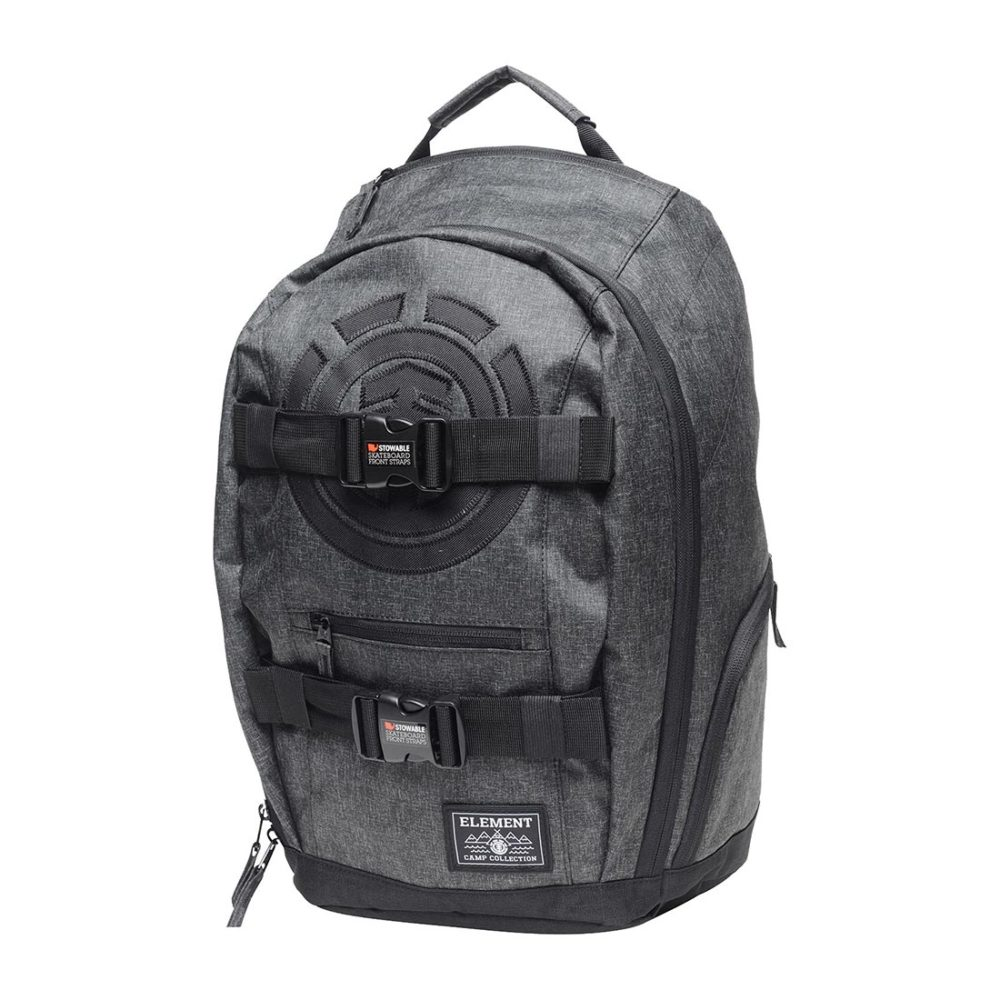 Element-Mohave-30L-Backpack-AW18-Black-Grid-Heather-03