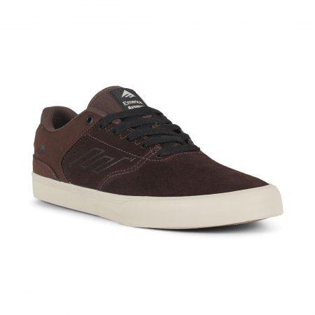 Emerica Reynolds Low Vulc Shoes – Brown