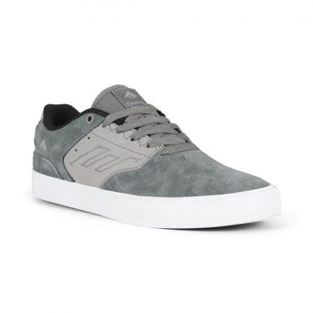 Emerica Reynolds Low Vulc Shoes Grey Light Grey