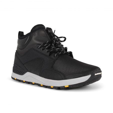 Etnies Cyprus HTW x 32 Shoes - Black / Grey / Yellow