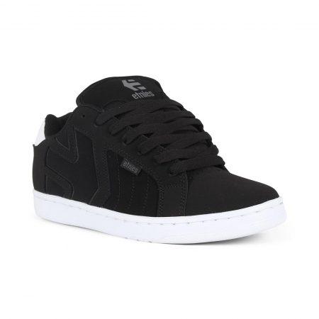 Etnies Fader 2 Shoes - Black / White