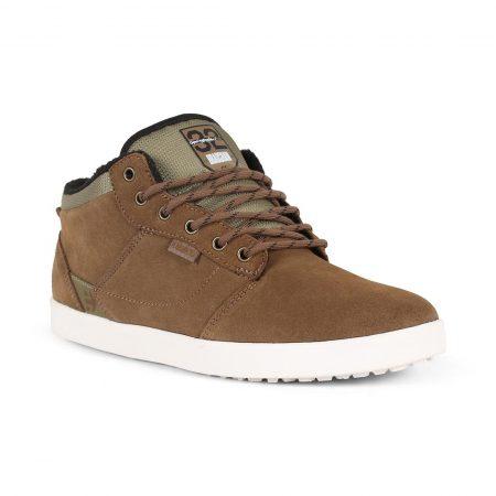 Etnies Jefferson MTW x 32 Shoes - Brown / Green