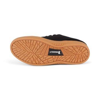 Etnies Marana Michelin Shoes - Black / Dark Grey / Gum