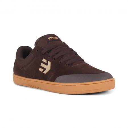 Etnies Marana Michelin Shoes - Brown / Gum / Brown
