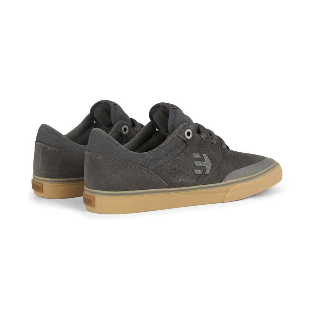 Etnies Marana Vulc Shoes - Grey / Gum