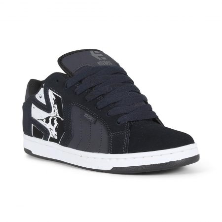 Etnies Metal Mulisha Fader 2 Shoes - Navy