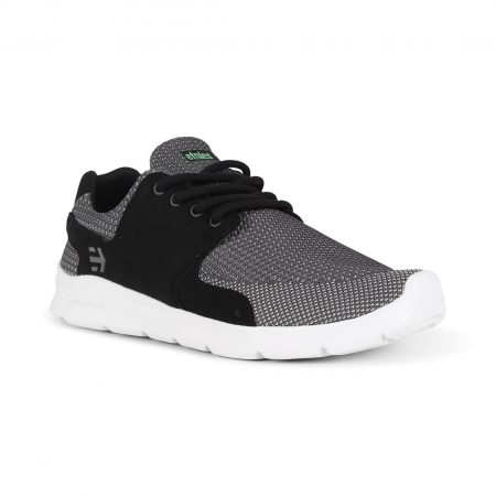 Etnies Shoes Scout XT - Grey / Black / White