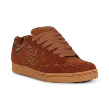 Etnies Swivel Shoes - Brown / Brown / Gum