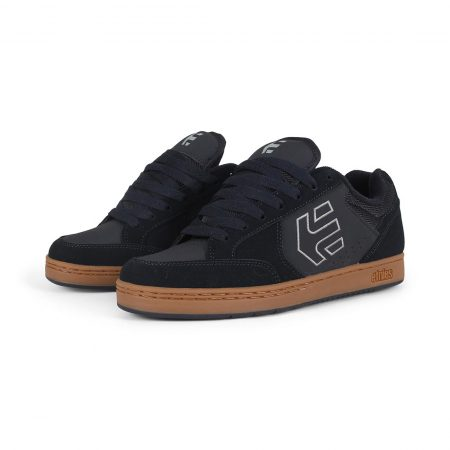 Etnies Swivel Shoes - Navy / Grey / Gum