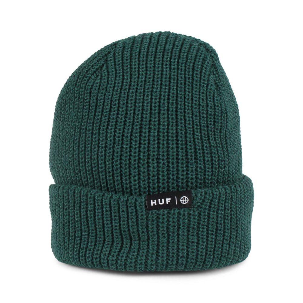 HUF-Usual-Cuffed-Beanie-Hat-Ponderosa-Pine-01