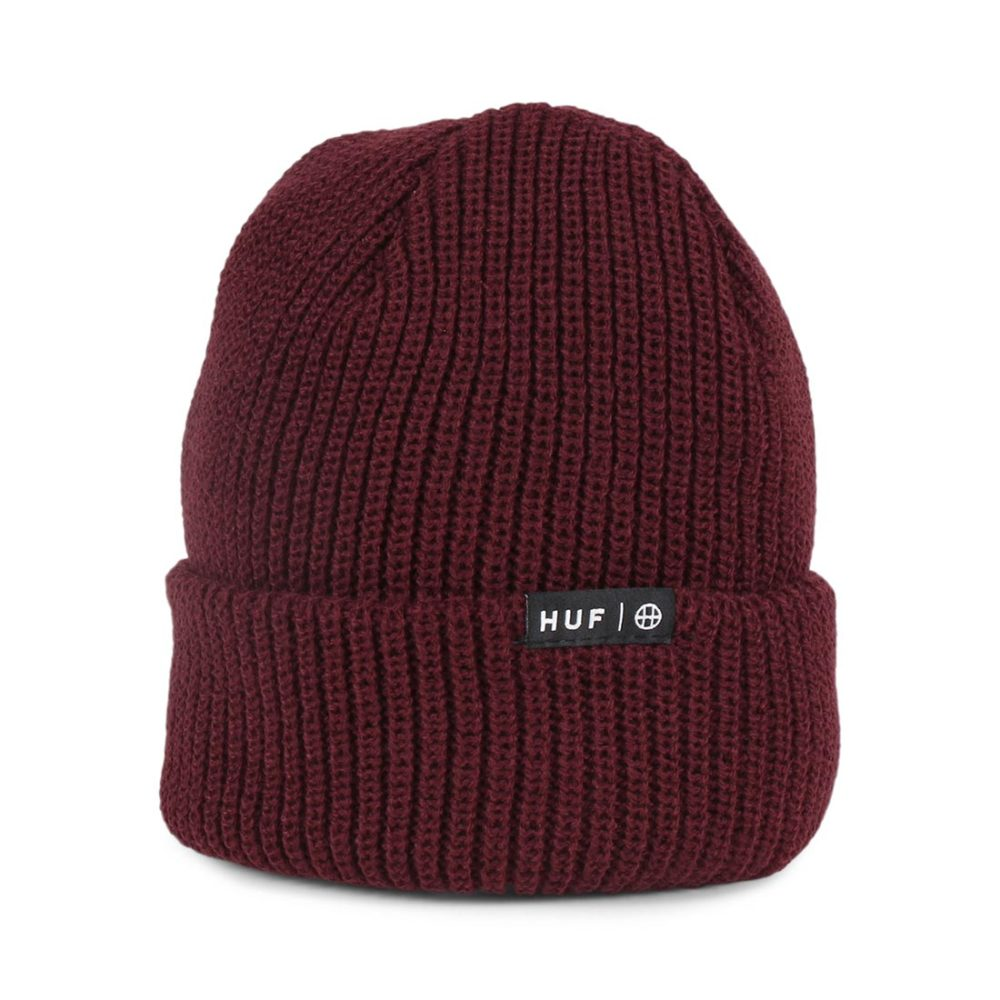 HUF-Usual-Cuffed-Beanie-Hat-Port-Royal-01