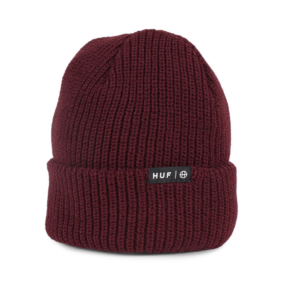HUF Usual Cuffed Beanie Hat - Port Royal