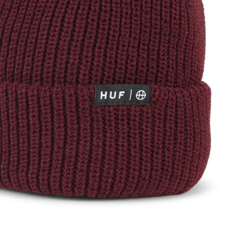 HUF Usual Cuffed Beanie Hat - Port Royal
