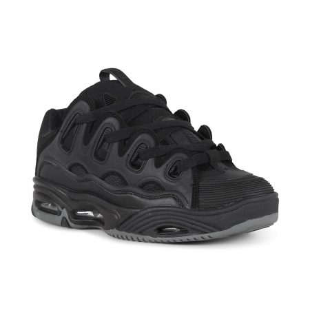 Osiris D3 2001 Shoes - Black / Black / Black