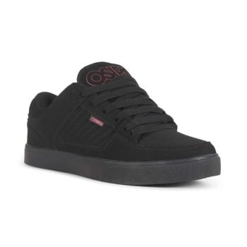 Osiris Protocol Shoes - Black / Red / Black