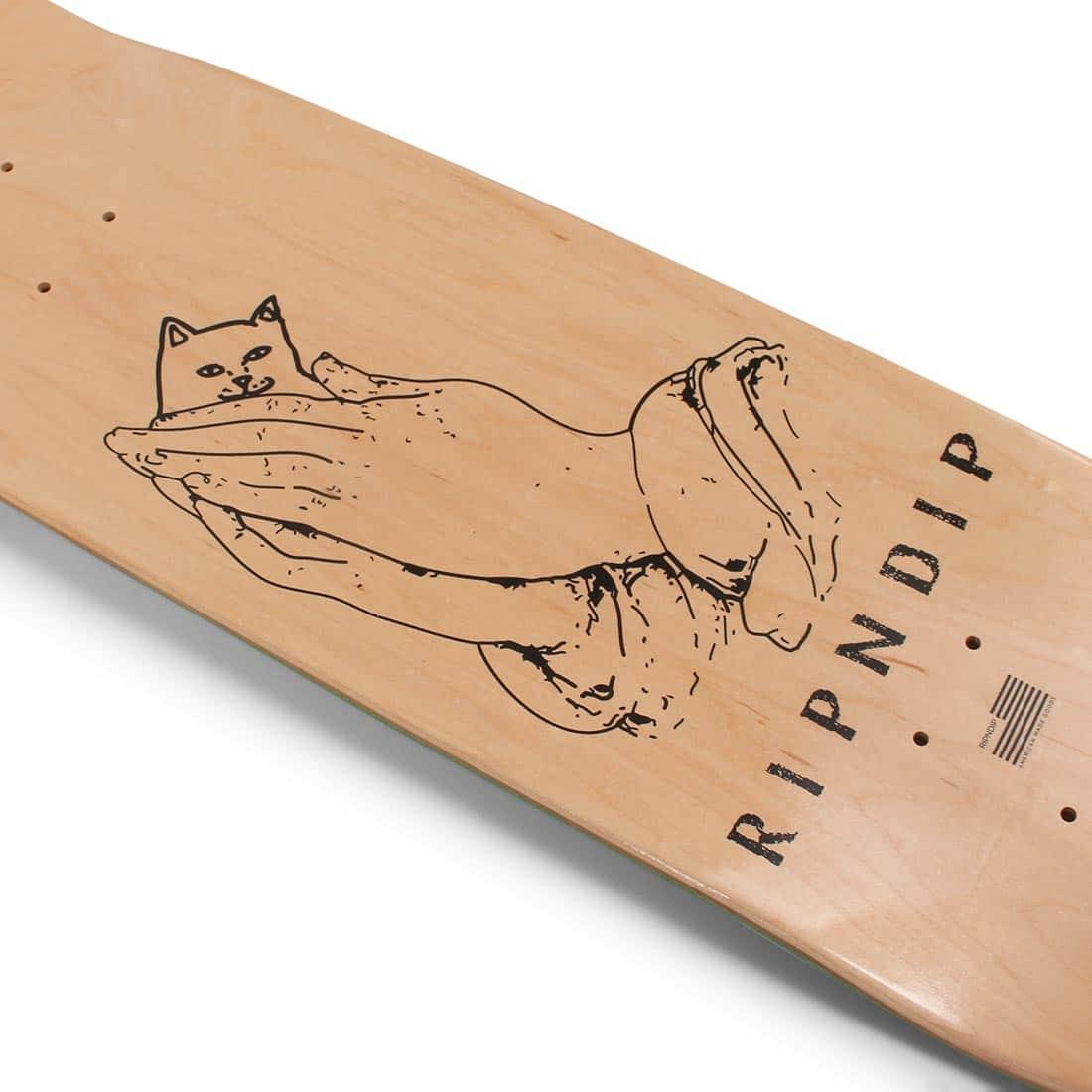 "RIPNDIP Lord Nermal 8.5"" Skateboard Deck - Split"