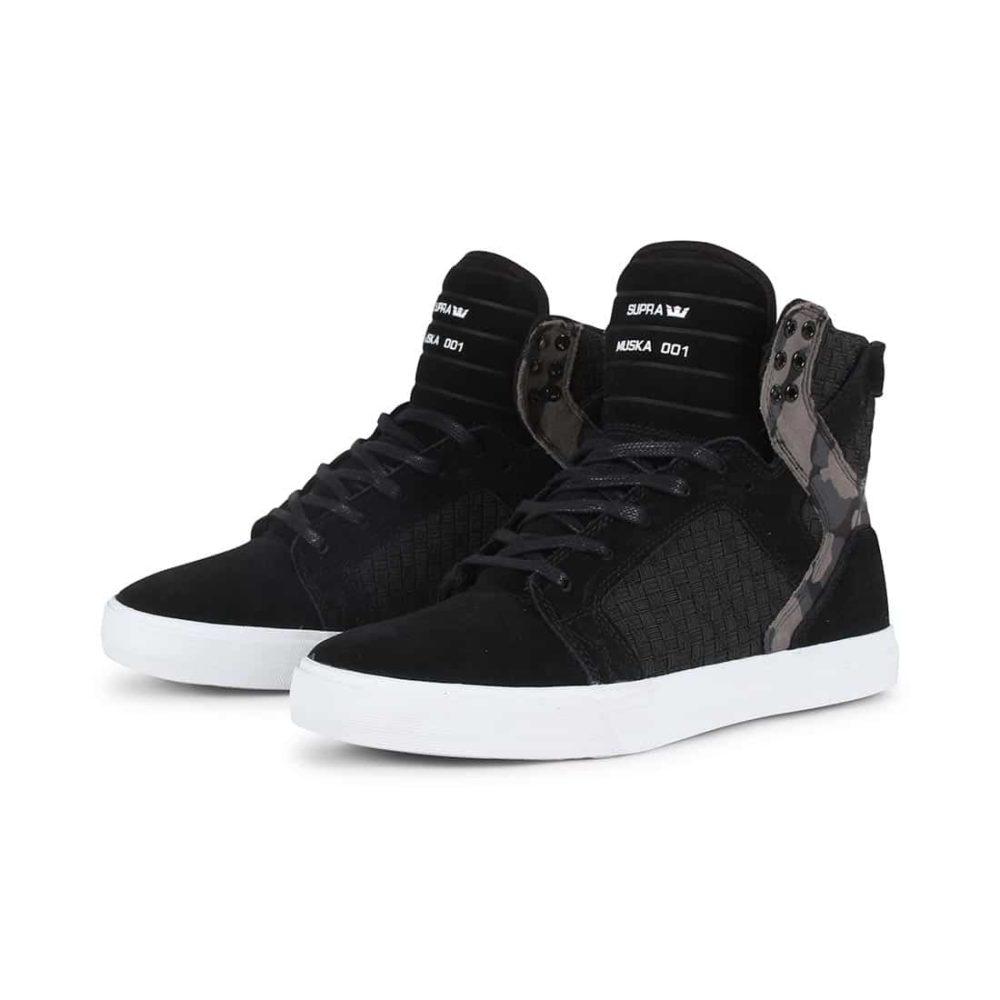 Supra-Skytop-Shoes-Black-Camo-White-02