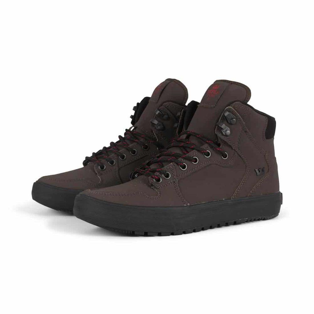 Supra Vaider CW Shoes - Demitasse / Black