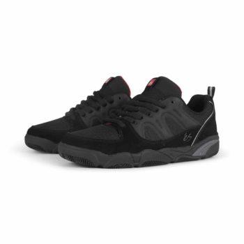 eS Silo Shoes - Black / Black / Grey