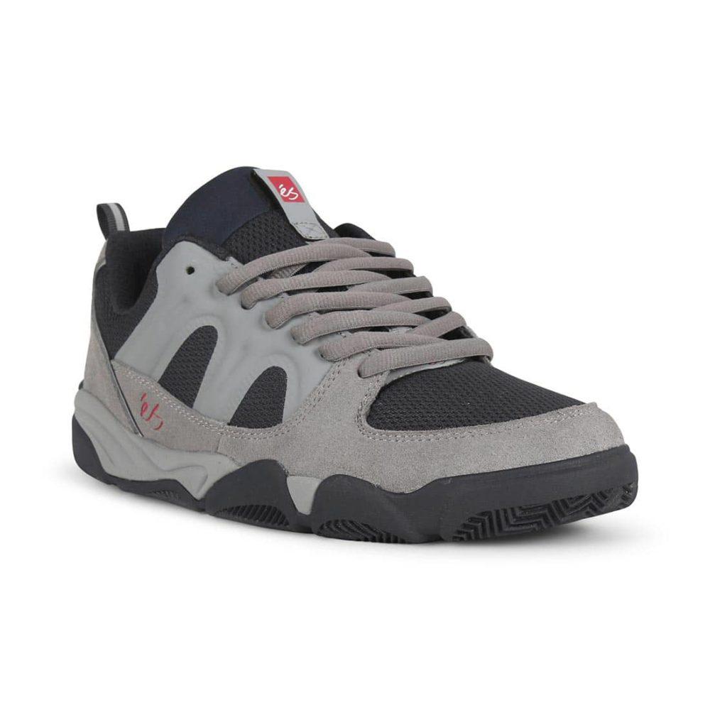 eS Silo Shoes - Grey / Navy