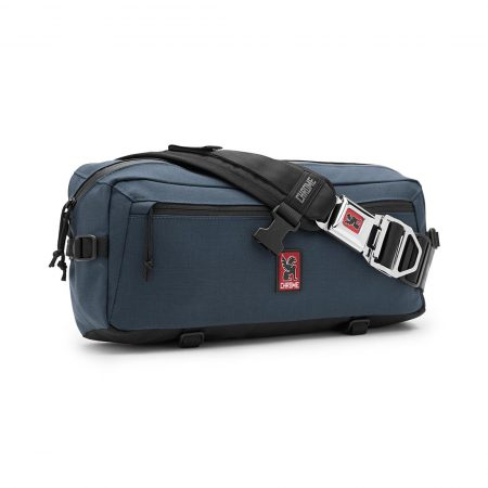 Chrome Kadet Nylon 9L Messenger Bag - Indigo